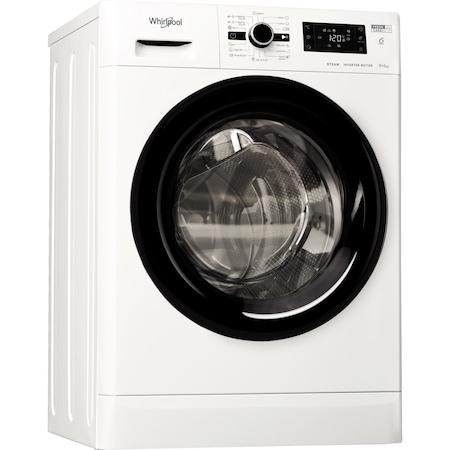 Masina de spalat rufe cu uscator Whirlpool FWDG861483WBVEEN