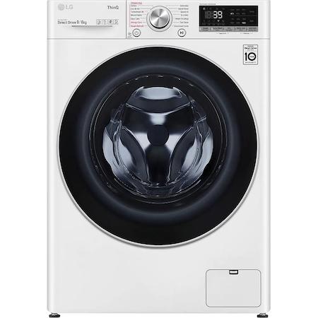 Masina de spalat rufe cu uscator LG F4DV709S1E